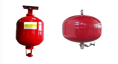 贮压和非贮压悬挂式超细干粉灭火装置有什么不同