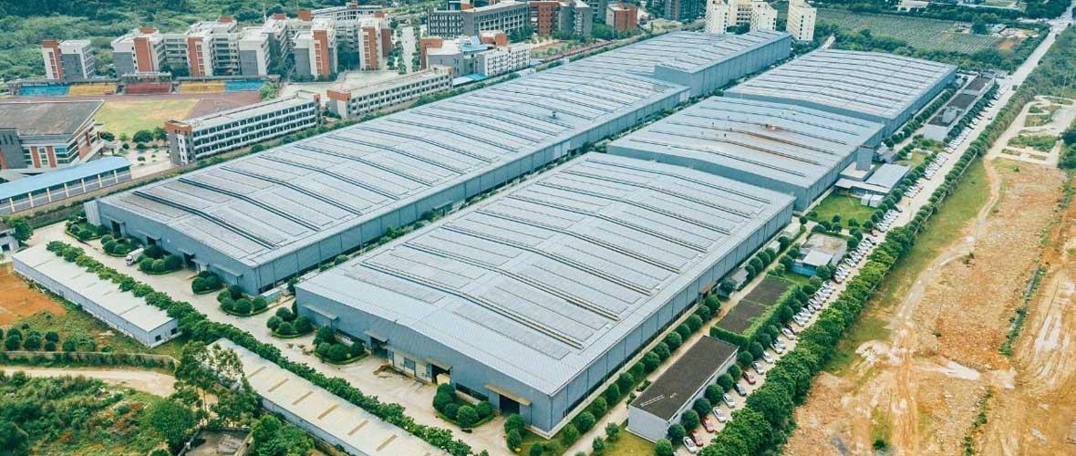 潍坊歌尔光电产业园