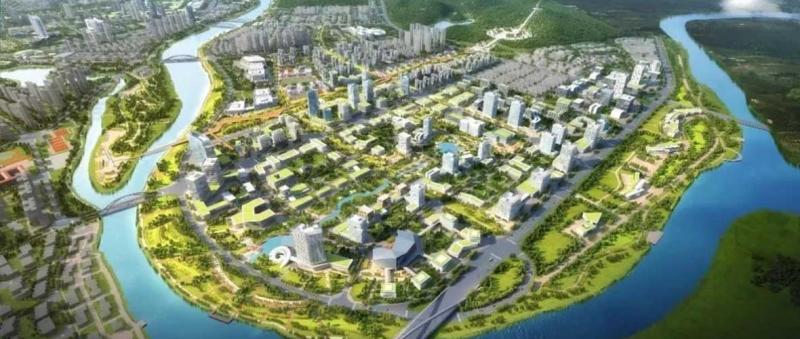 宜春智慧小镇呼叫中心、孵化基地、双创基地项目